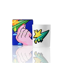 handhandhand Xaviera  x K11  限定-木质烟灰Make a Wish  香氛蜡烛