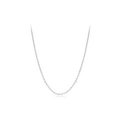 银925十字项链