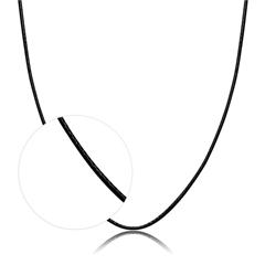 时尚气质百搭彩绳银925项链