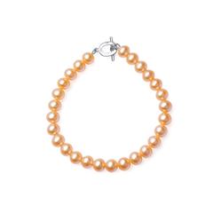 彩色珍珠手链