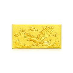 周大福 大展宏图金(Au)999.9金条(10g)