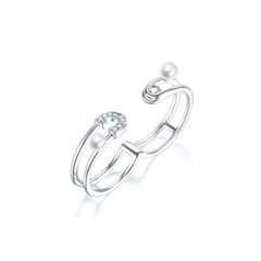 MONOLOGUE珍珠戒指