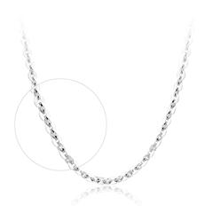 精致优雅十字链Pt950铂金项链