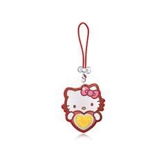 Hello Kitty利是金足金黄金金币挂包